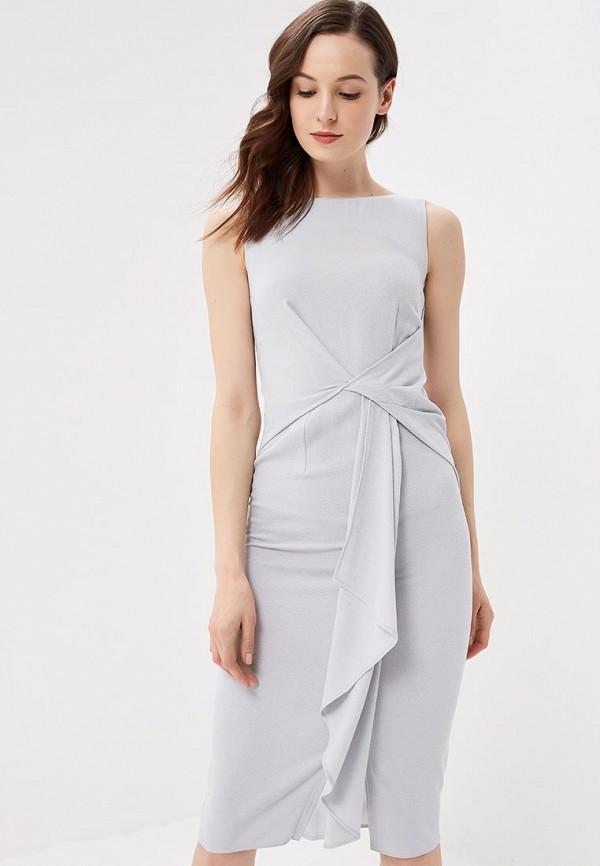 Купить Платье Dorothy Perkins, DO005EWAVTT1, серый, Весна-лето 2018