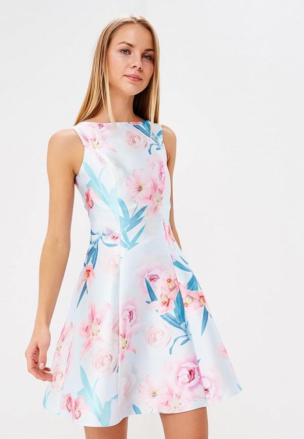 Купить Платье Dorothy Perkins, DO005EWBAJC5, голубой, Весна-лето 2018