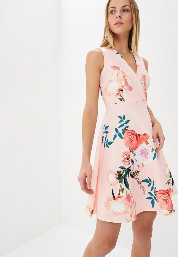 Купить Платье Dorothy Perkins, DO005EWBBXM9, розовый, Весна-лето 2018