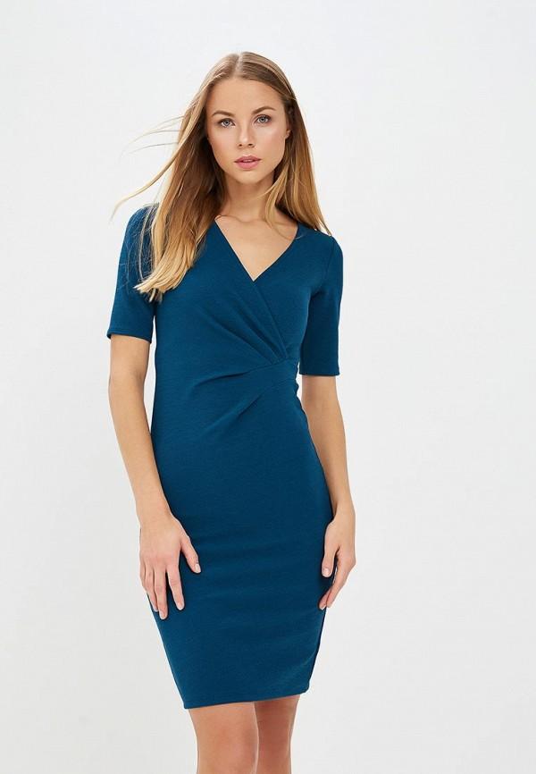 Купить Платье Dorothy Perkins, DO005EWBBXN4, синий, Весна-лето 2018