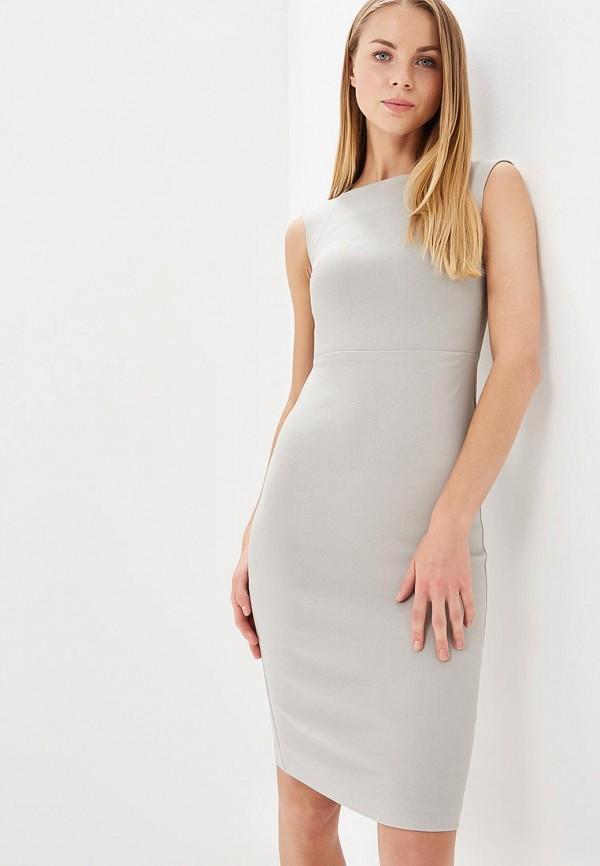 Купить Платье Dorothy Perkins, DO005EWBBXR6, серый, Весна-лето 2018