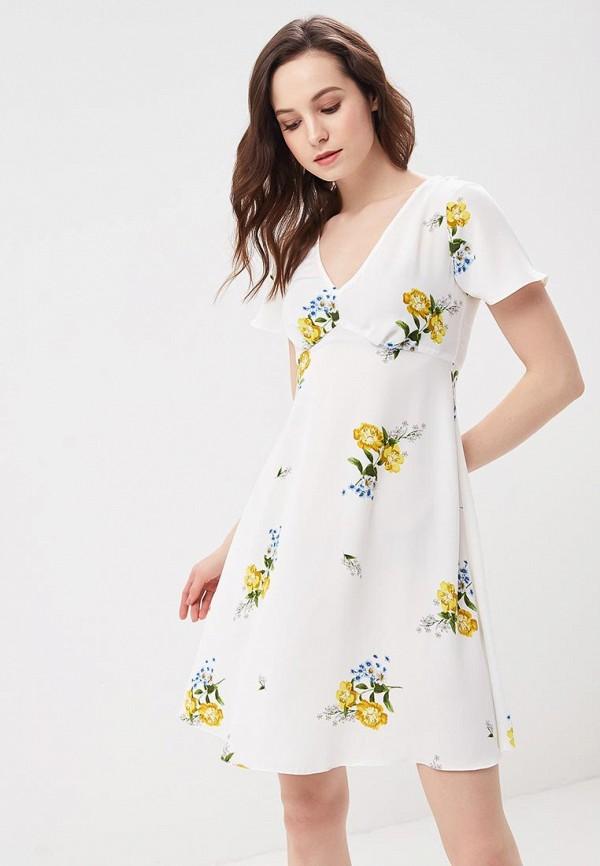 Купить Платье Dorothy Perkins, DO005EWBEUO8, белый, Весна-лето 2018