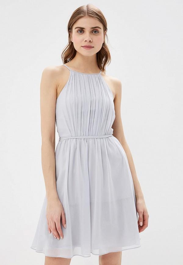 Купить Платье Dorothy Perkins, DO005EWBEUP9, серый, Весна-лето 2018
