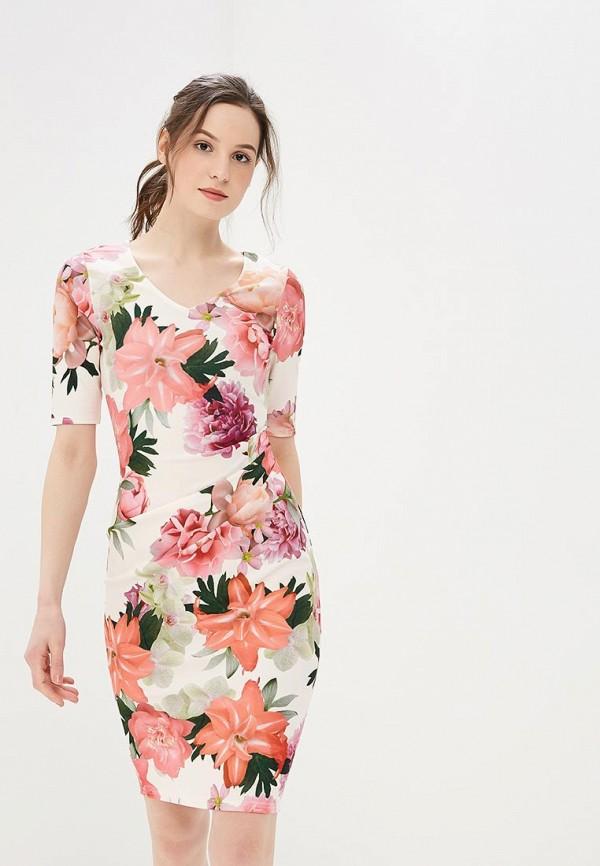 Платье Dorothy Perkins, DO005EWBJDD4, разноцветный, Весна-лето 2018  - купить со скидкой