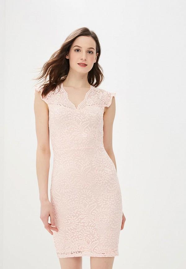Купить Платье Dorothy Perkins, DO005EWBJDD6, розовый, Весна-лето 2018