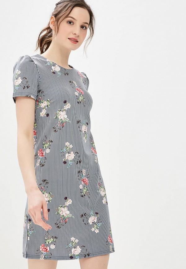 Платье Dorothy Perkins, DO005EWBJDE1, серый, Весна-лето 2018  - купить со скидкой