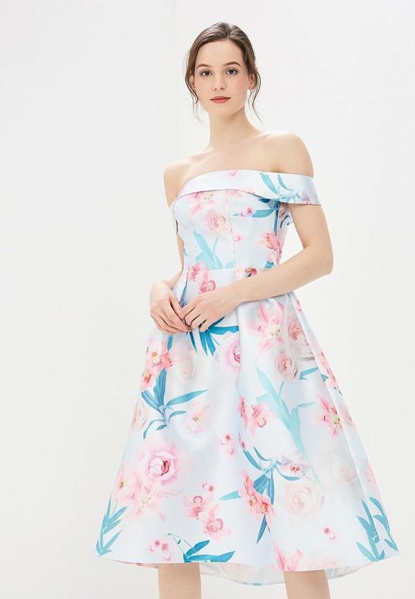 Купить Платье Dorothy Perkins, DO005EWBJDF0, голубой, Весна-лето 2018
