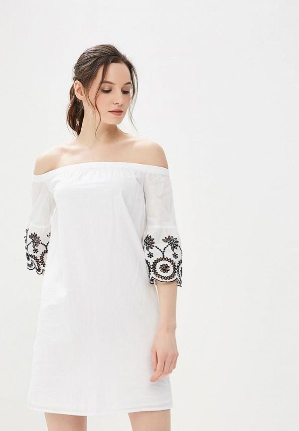 Платье Dorothy Perkins, DO005EWBJDH0, белый, Весна-лето 2018  - купить со скидкой