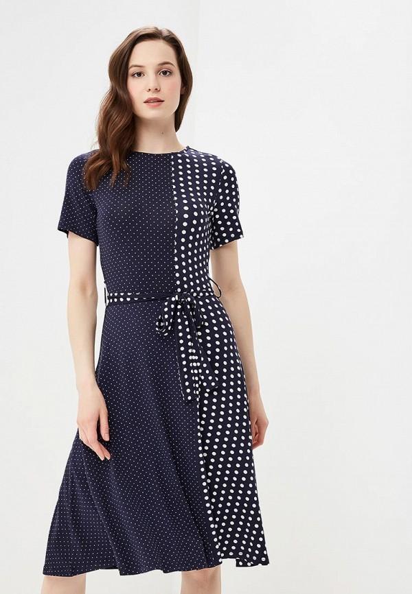 Купить Платье Dorothy Perkins, DO005EWBJRZ8, синий, Весна-лето 2018