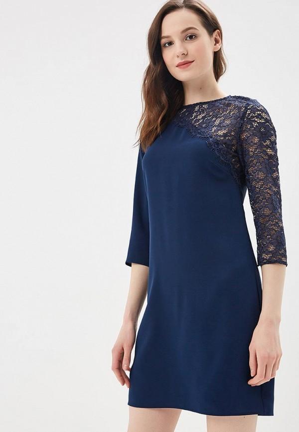 Купить Платье Dorothy Perkins, DO005EWBJSA4, синий, Весна-лето 2018