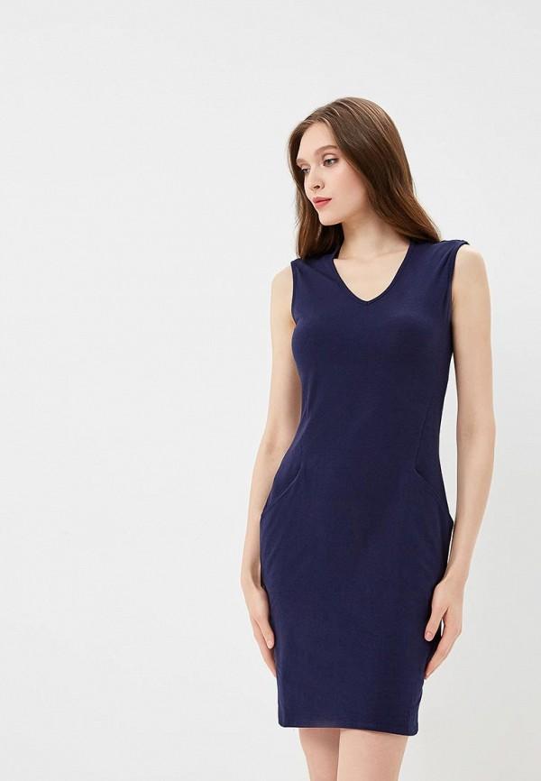 Купить Платье Dorothy Perkins, DO005EWBJSB1, синий, Весна-лето 2018