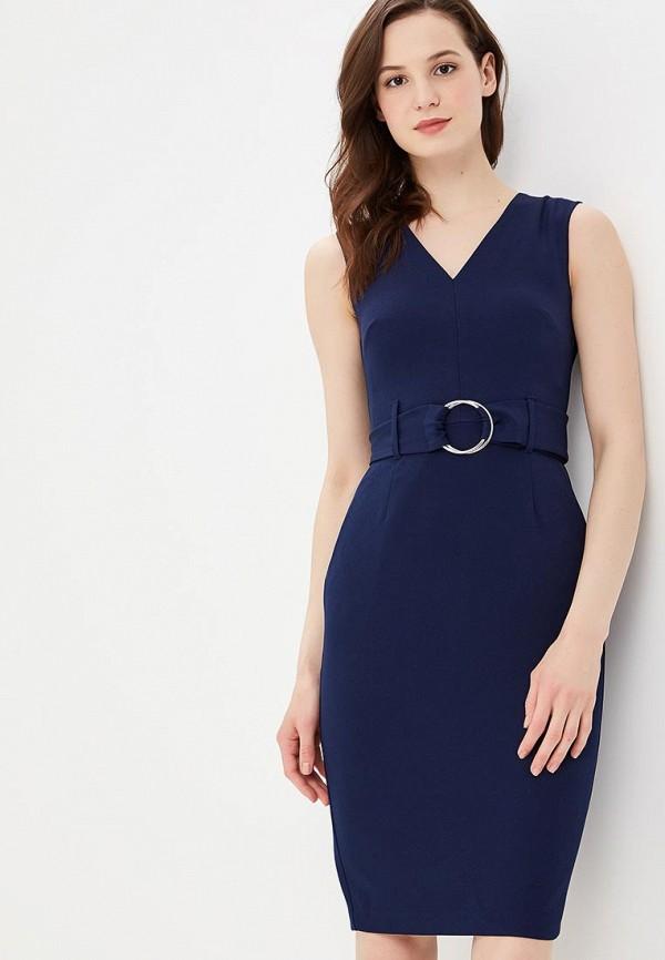 Купить Платье Dorothy Perkins, DO005EWBJSH1, синий, Весна-лето 2018