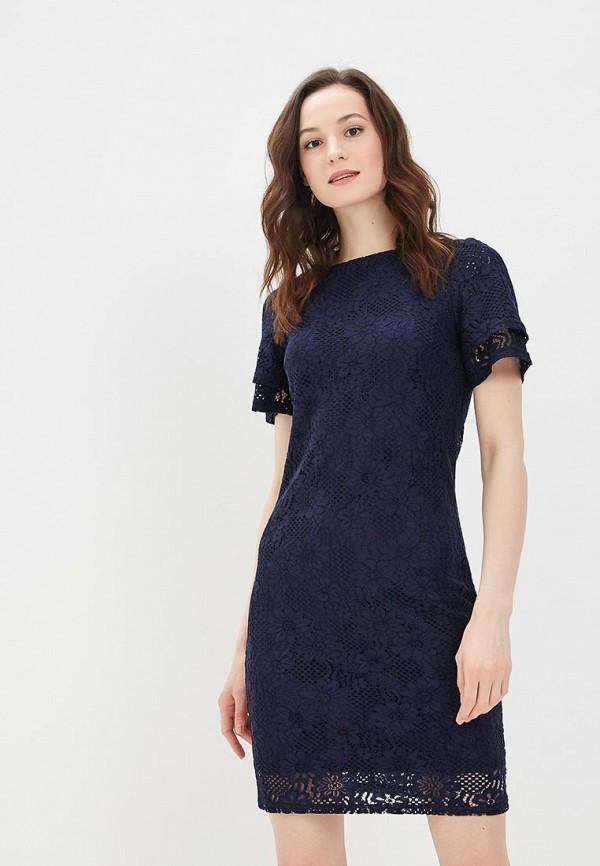 Купить Платье Dorothy Perkins, DO005EWBLXO3, синий, Весна-лето 2018