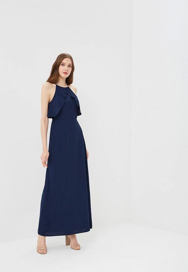Купить Платье Dorothy Perkins, DO005EWBLXP7, синий, Весна-лето 2018