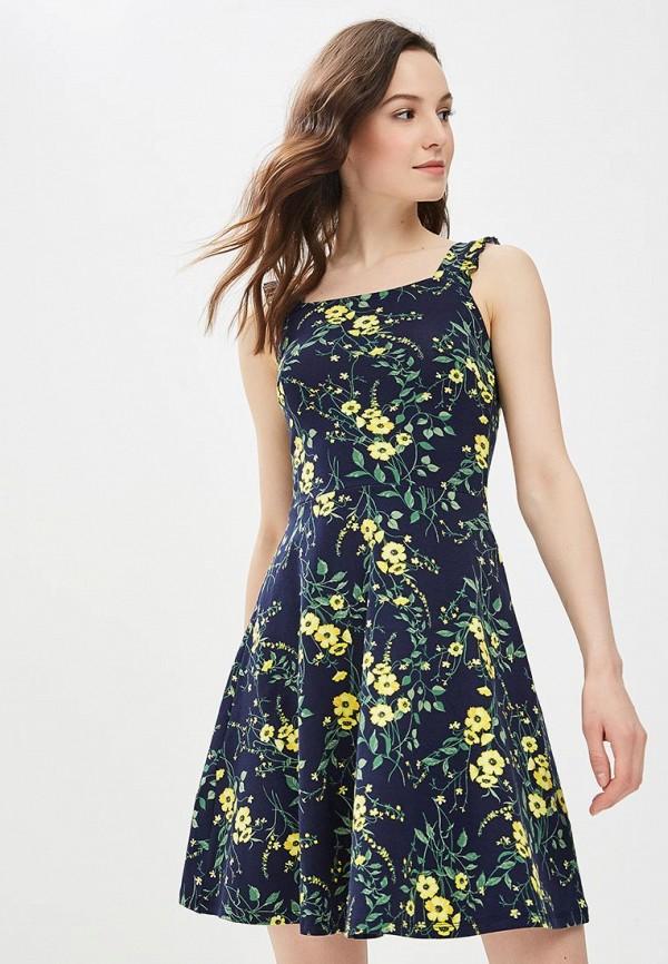 Купить Платье Dorothy Perkins, DO005EWBLXQ1, синий, Весна-лето 2018