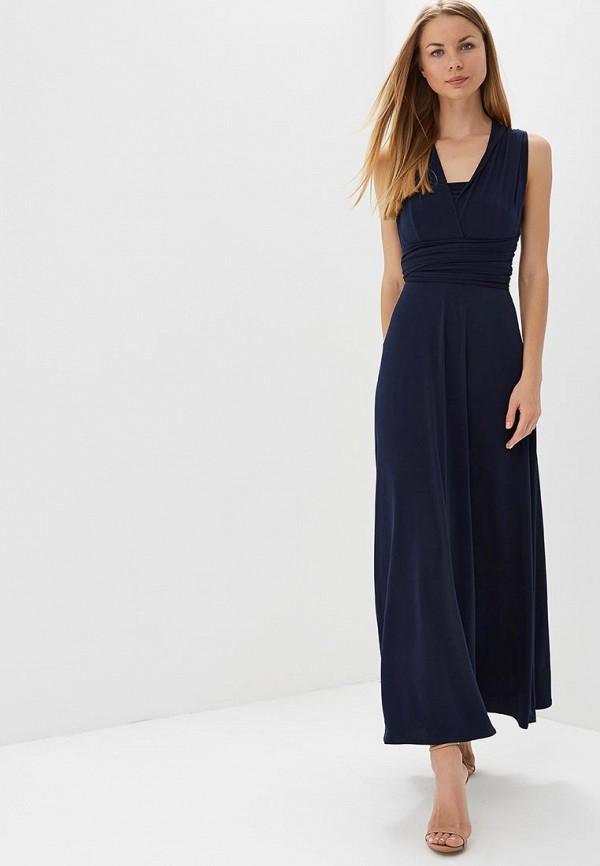Купить Платье Dorothy Perkins, DO005EWBNEO0, синий, Весна-лето 2018