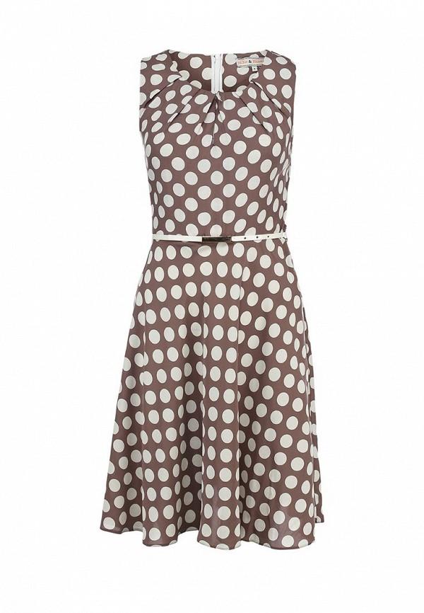 Платье-миди Dorothy Perkins (Дороти Перкинс) 12291140