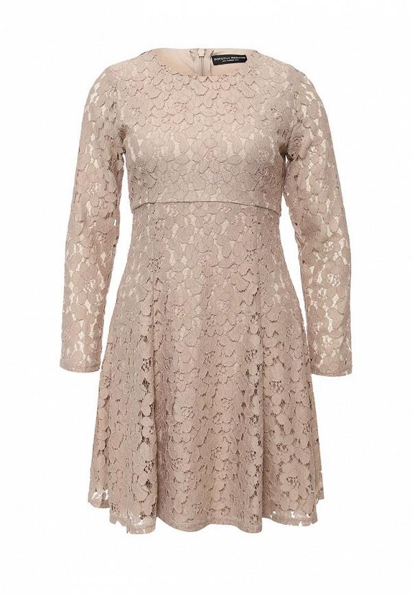 Платье-миди Dorothy Perkins (Дороти Перкинс) 7405783