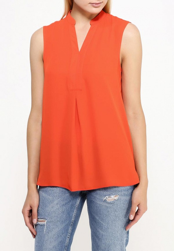 Блузки Оранжевогоцвета