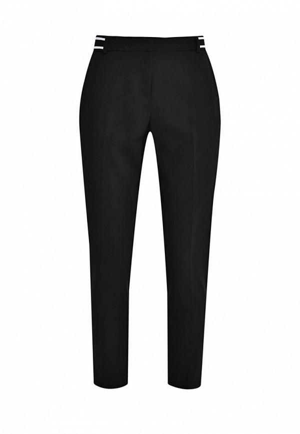 Фото - женские брюки Dorothy Perkins черного цвета