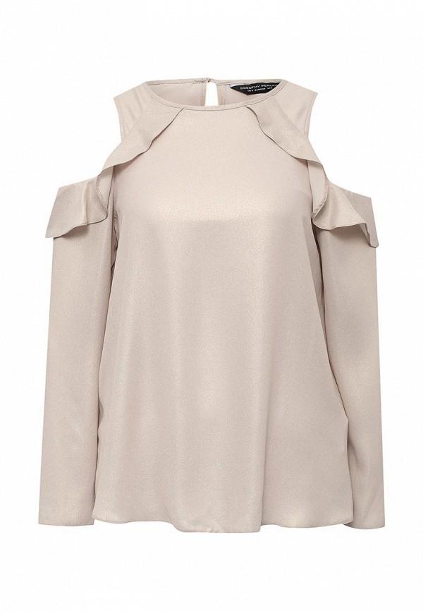 Блуза Dorothy Perkins Dorothy Perkins DO005EWRAS07 топ dorothy perkins dorothy perkins do005ewvvk80
