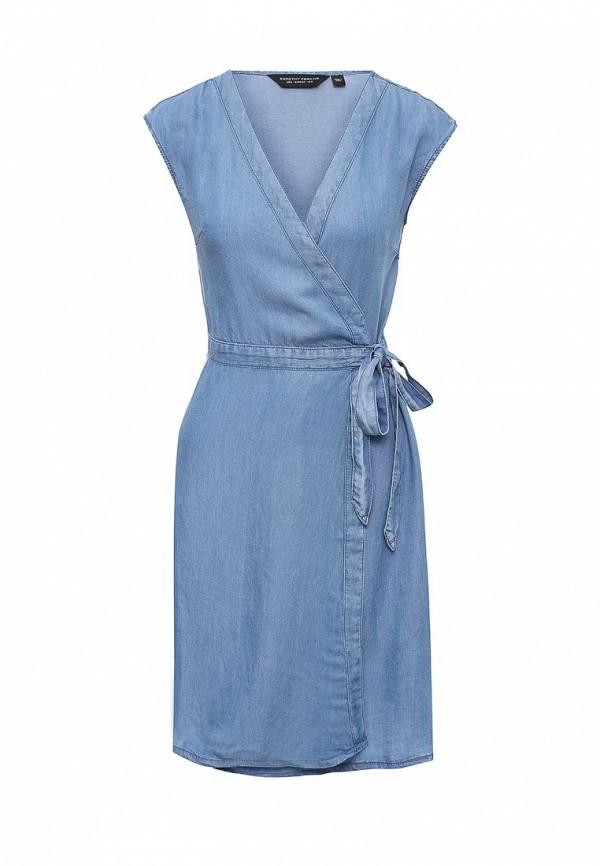 Платье джинсовое Dorothy Perkins 2018