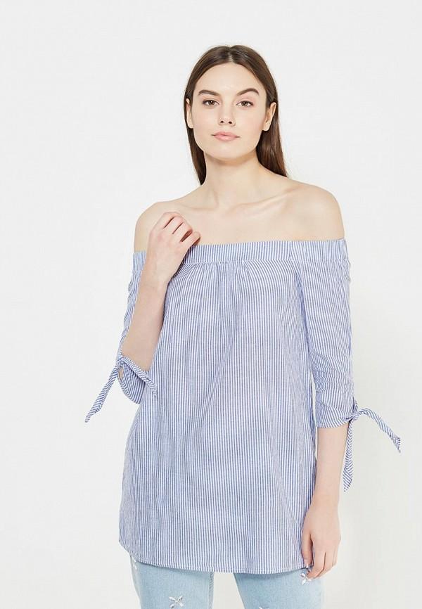 Купить Блуза Dorothy Perkins, DO005EWVAB21, голубой, Осень-зима 2017/2018