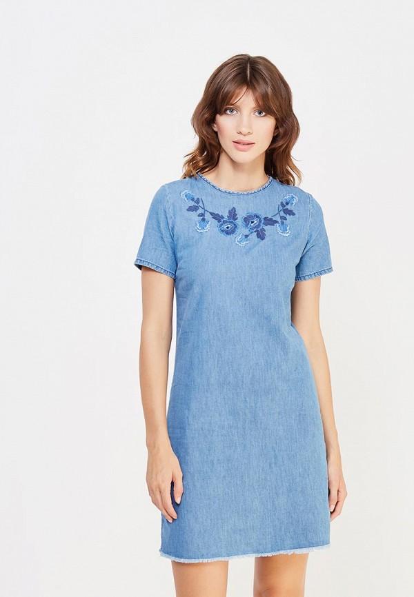 Платье джинсовое Dorothy Perkins Dorothy Perkins DO005EWWKD78 платье dorothy perkins dorothy perkins do005ewsvf67