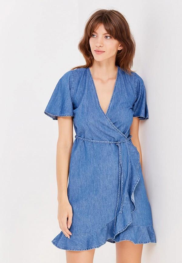 Фото Платье джинсовое Dorothy Perkins. Купить с доставкой