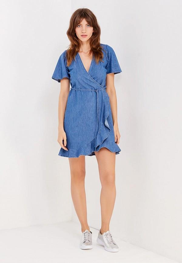 fc4542e879c7d88 Купить Платье джинсовое Dorothy Perkins 70504324 арт. DO005EWWUH12 ...