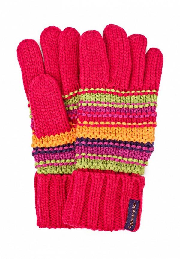 Перчатки Doll. Цвет: разноцветный
