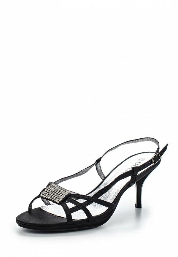 Босоножки на каблуке Doca 71332
