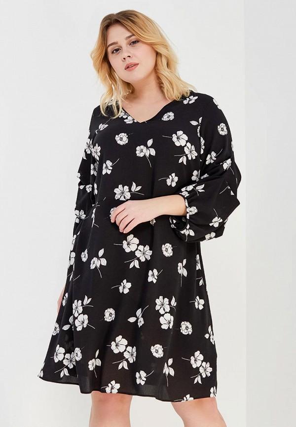 Купить Платье Dorothy Perkins Curve, DO029EWADCY2, черный, Весна-лето 2018
