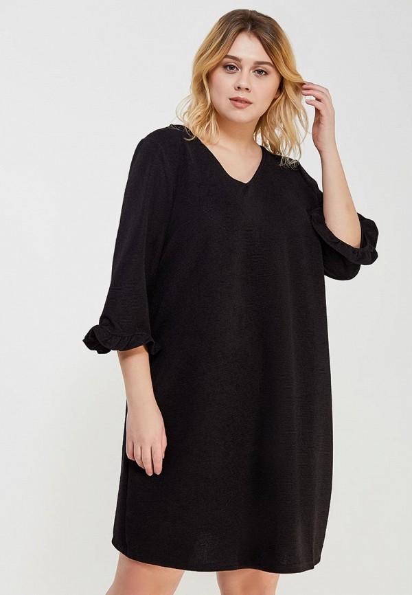 Купить Платье Dorothy Perkins Curve, DO029EWADCY9, черный, Весна-лето 2018
