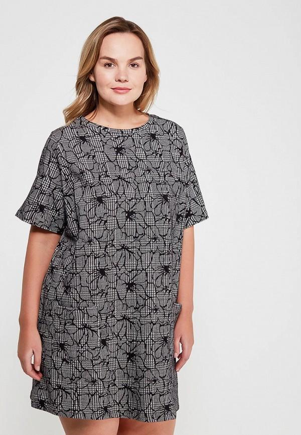 Платье Dorothy Perkins Curve Dorothy Perkins Curve DO029EWAHYV0 недорго, оригинальная цена