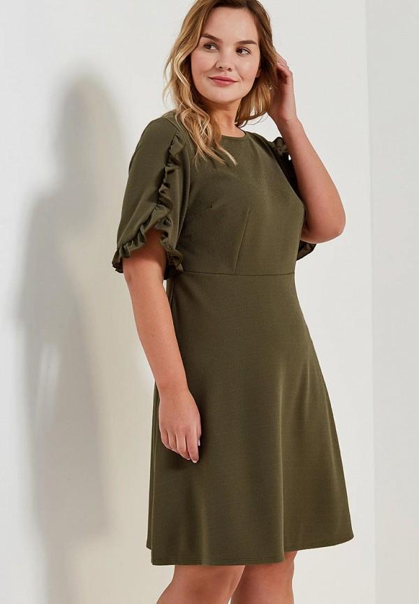 Платье Dorothy Perkins Curve Dorothy Perkins Curve DO029EWAJED5 топ dorothy perkins dorothy perkins do005ewium02