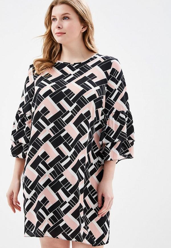 Купить Платье Dorothy Perkins Curve, DO029EWBAIQ7, разноцветный, Весна-лето 2018