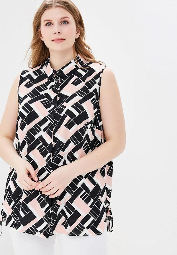 Купить Блуза Dorothy Perkins Curve, DO029EWBAIR4, разноцветный, Весна-лето 2018