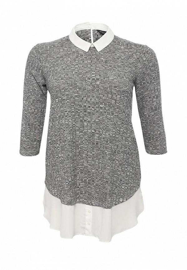Блуза Dorothy Perkins Curve Dorothy Perkins Curve DO029EWPCI28 тени для век catrice glam