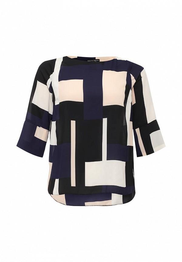 Блуза Dorothy Perkins Curve Dorothy Perkins Curve DO029EWPUN28 топ dorothy perkins dorothy perkins do005ewium02