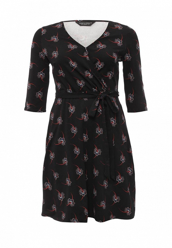Платье Dorothy Perkins Curve Dorothy Perkins Curve DO029EWRAR65 топ dorothy perkins curve dorothy perkins curve do029ewvho21
