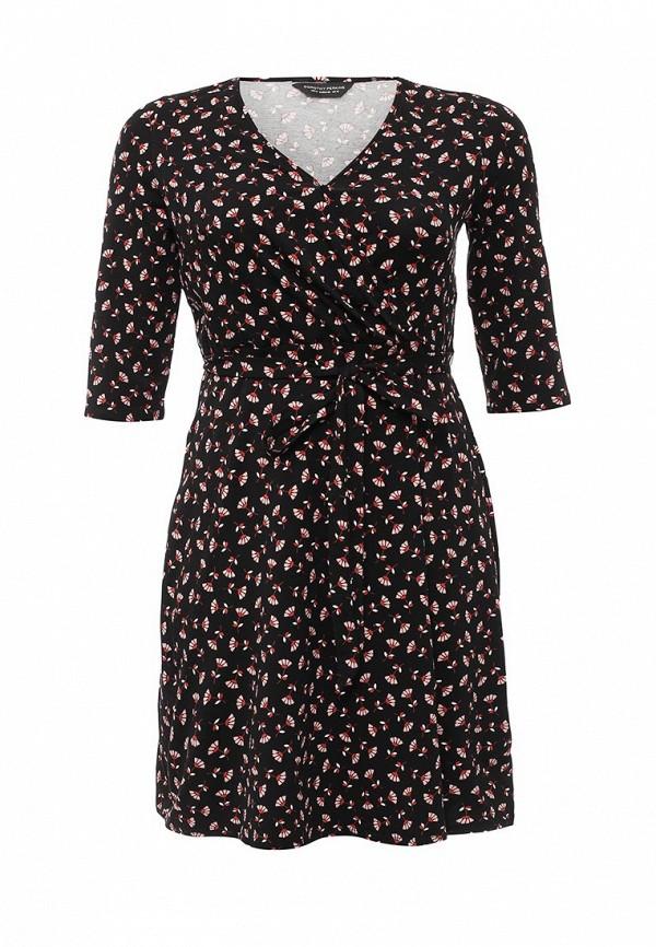 Платье Dorothy Perkins Curve Dorothy Perkins Curve DO029EWRAR66 рубашка dorothy perkins curve dorothy perkins curve do029ewpun26