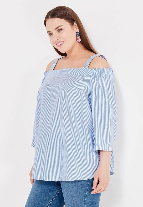Блуза Dorothy Perkins Curve Dorothy Perkins Curve DO029EWTOB59 топ dorothy perkins curve dorothy perkins curve do029ewrrq73