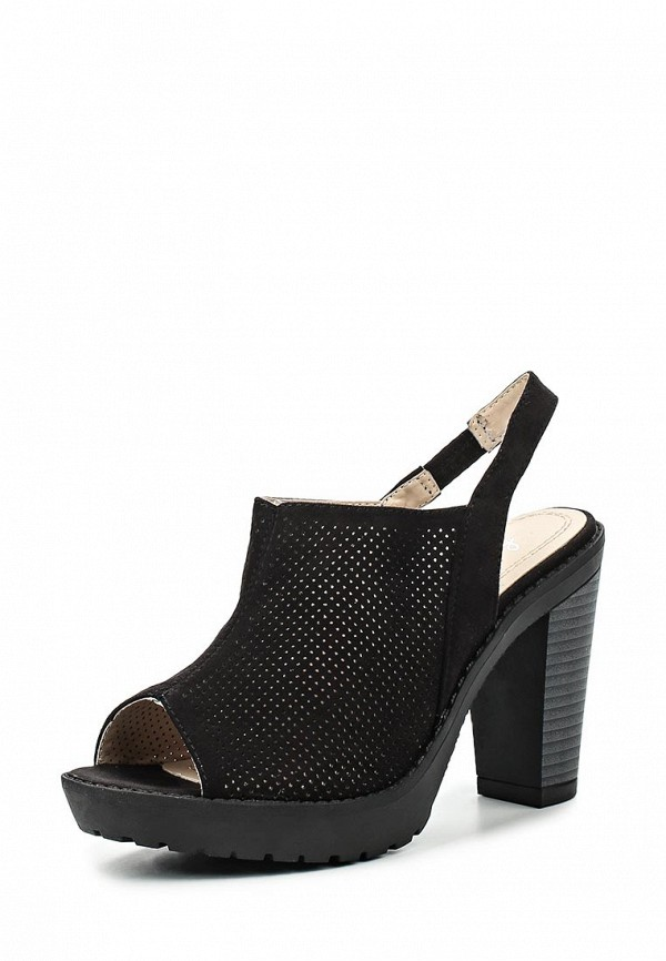 Босоножки на каблуке Donna Moda F22-B-8816