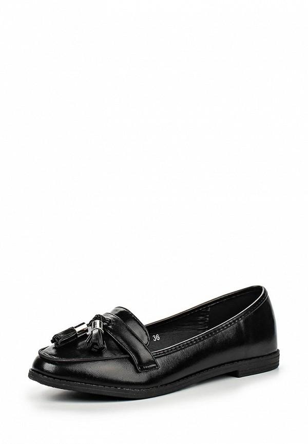 Туфли на плоской подошве Donna Moda F22-C-690
