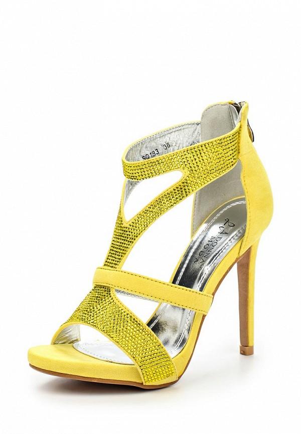 Босоножки на каблуке Donna Moda F22-C-SQ183