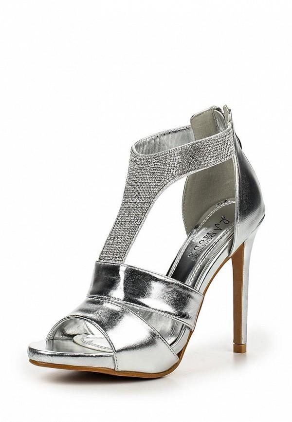 Босоножки на каблуке Donna Moda F22-C-SQ218
