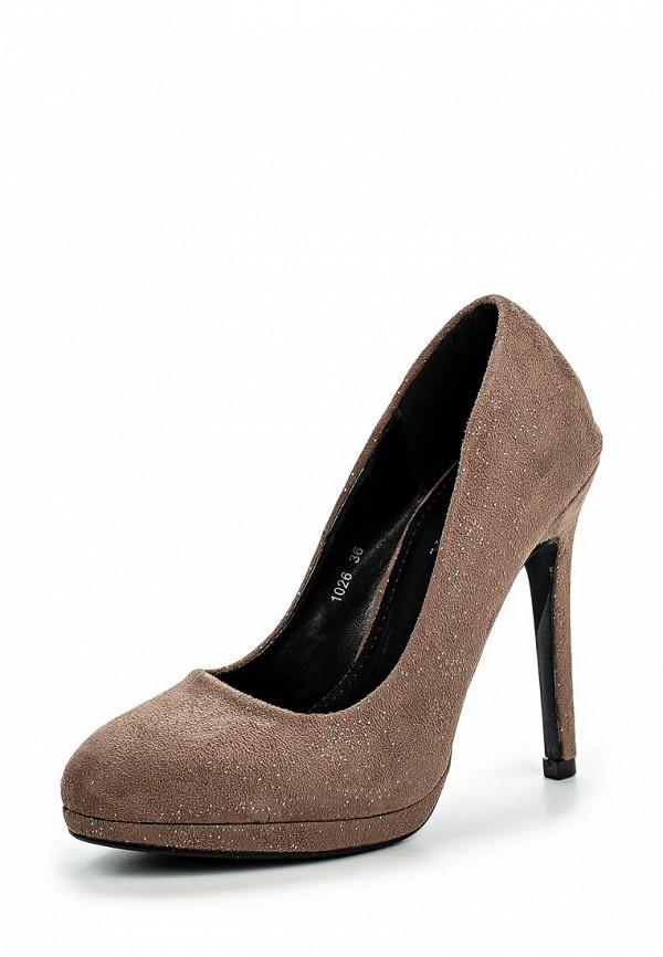 Женские туфли Donna Moda F22-1026