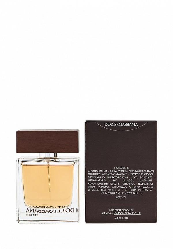 Туалетная вода Dolce&Gabbana The One For Men 30 мл