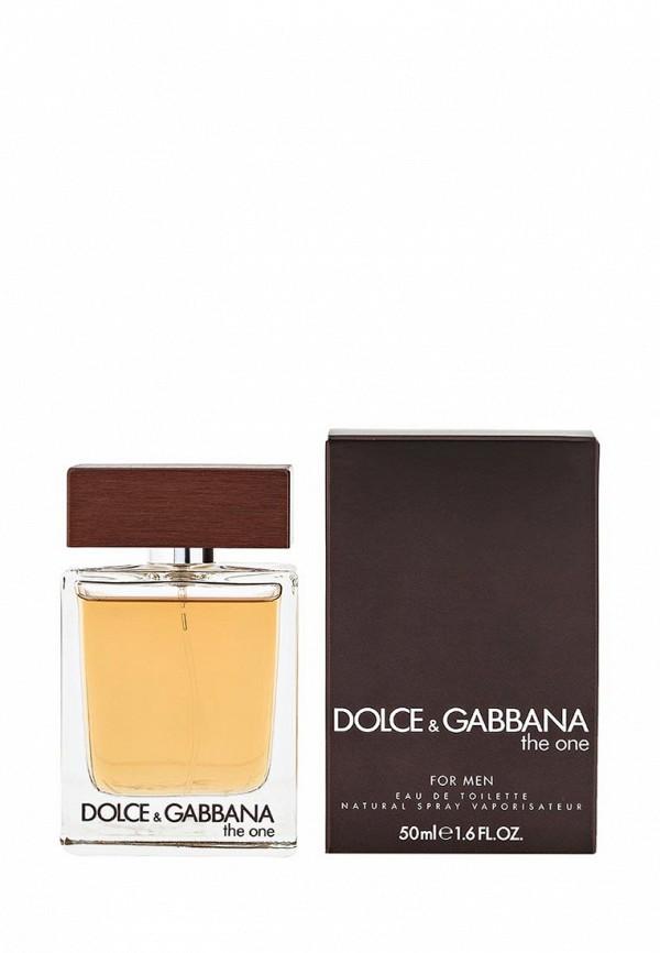 Туалетная вода Dolce&Gabbana The One For Men 50 мл